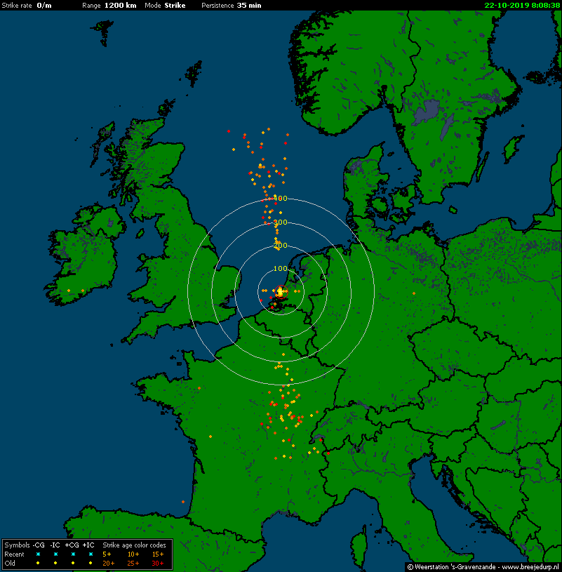 thunder radar
